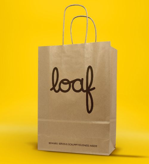 Custom Printed Paper Bags Are What We Do It S In Our Name After All See The Full Range Here Including Laminated Food And Kraft Too