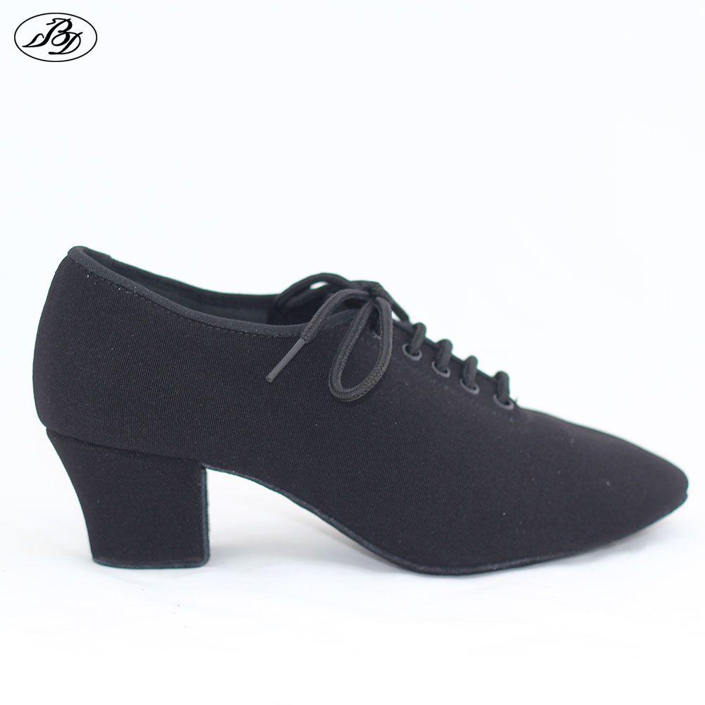 cc0454e99f Boys Standard Dance Shoes BD 702 Black Straight Dance Shoes ...
