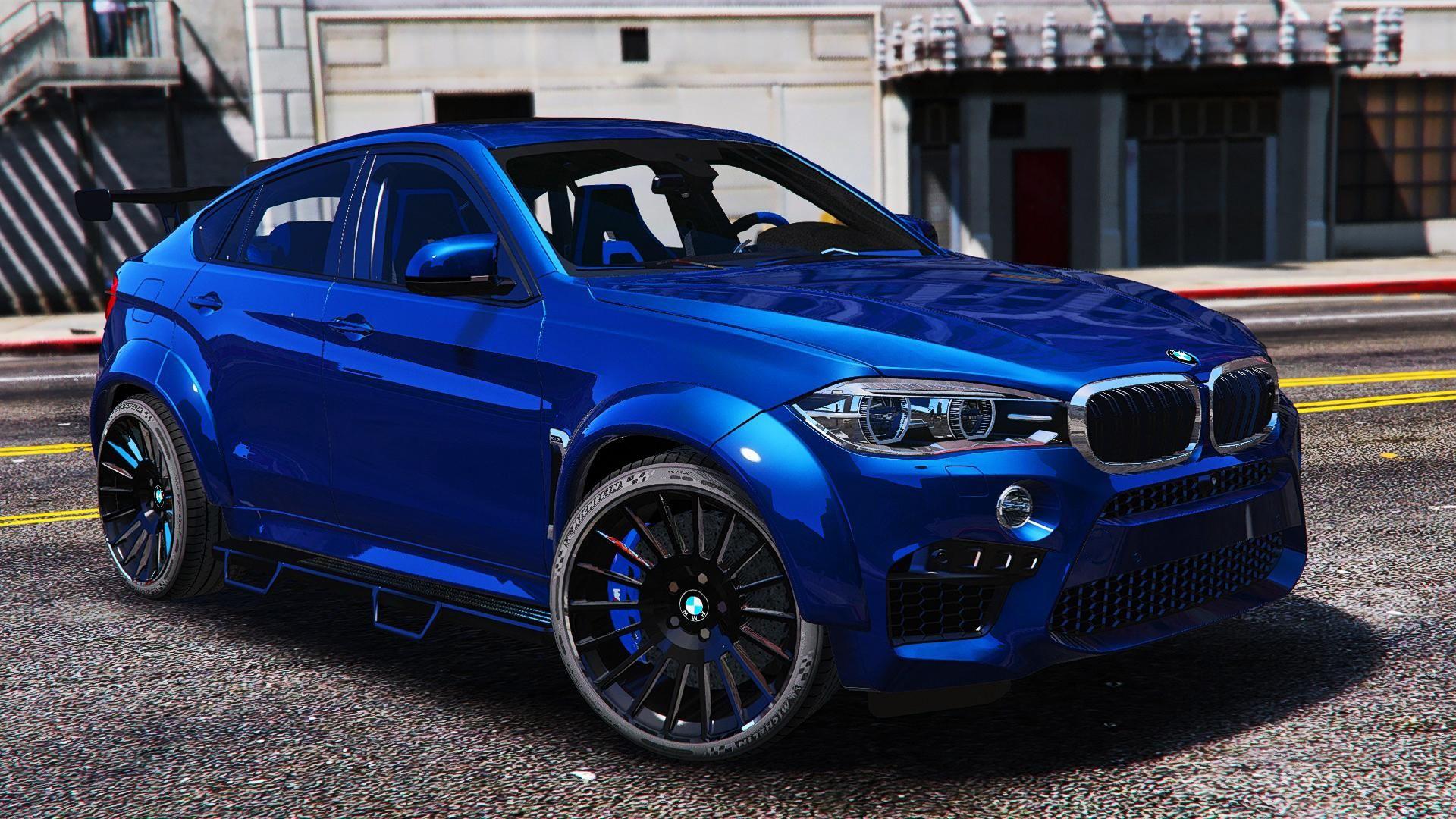 Custom Bmw X6m F16 Breitbau Features All Regular Car Functionshq Interiorhq Exterior3d Engineus Plate 3d Suspensioncustom Handli Bmw Blue Best Luxury Cars Bmw