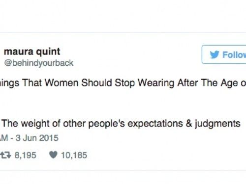 22 of the most badass feminist tweets of 2015