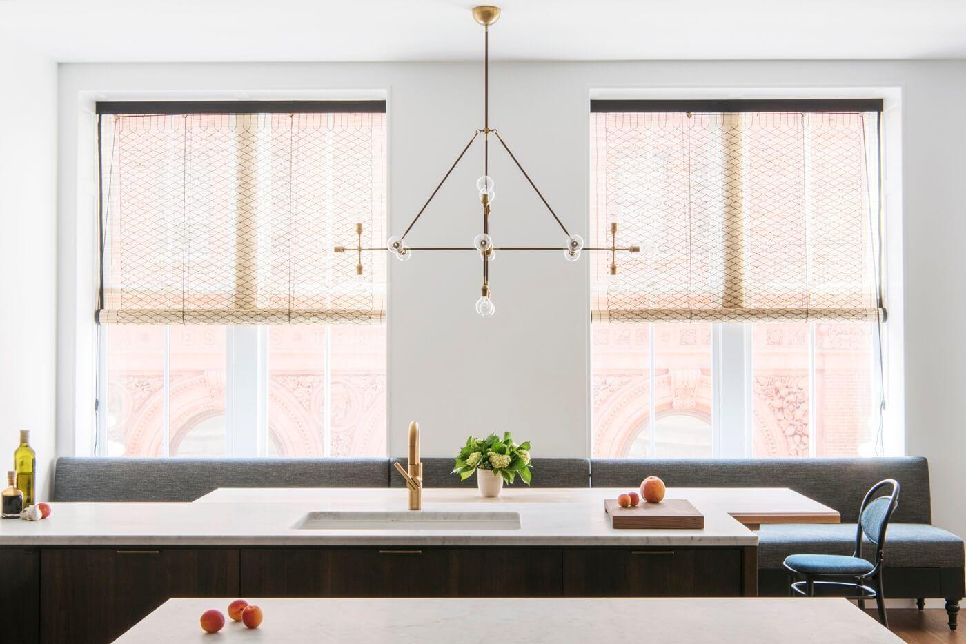 interior design ideas brooklyn heights condo adds architecture