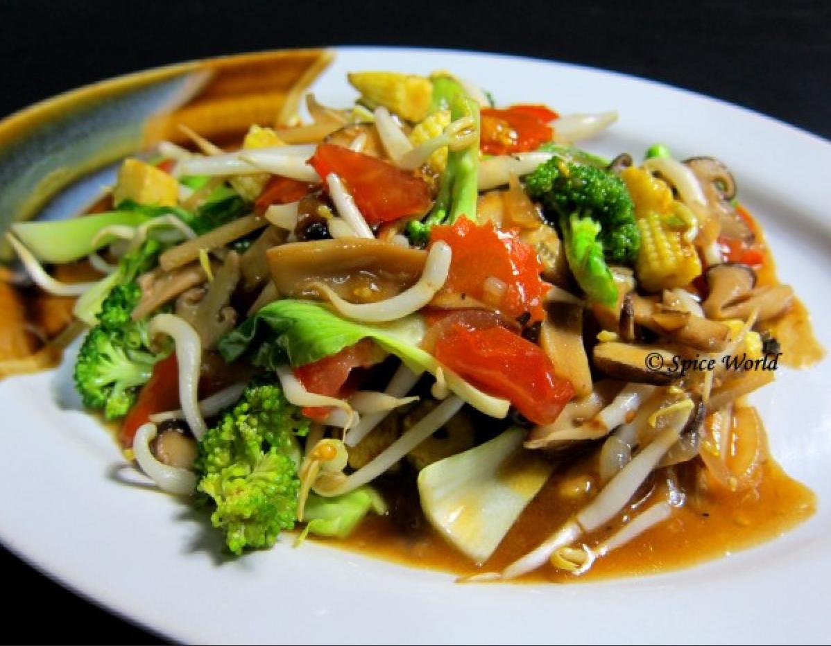 Lecker, schnell, kalorienarm und gesund: Asia-Pfanne aus dem Wok