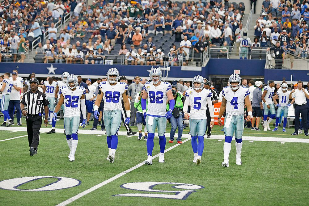 """Why Cowboys  Captains Wore Multi-Colored """"C"""" Patches - 5 Points Blue ... a20bc37ae"""