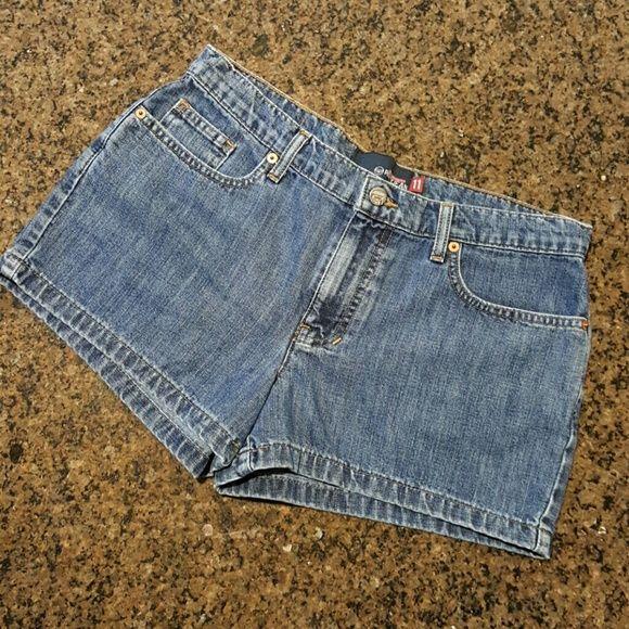 Roxy Shorts Cute plain jean shorts Roxy Shorts Jean Shorts