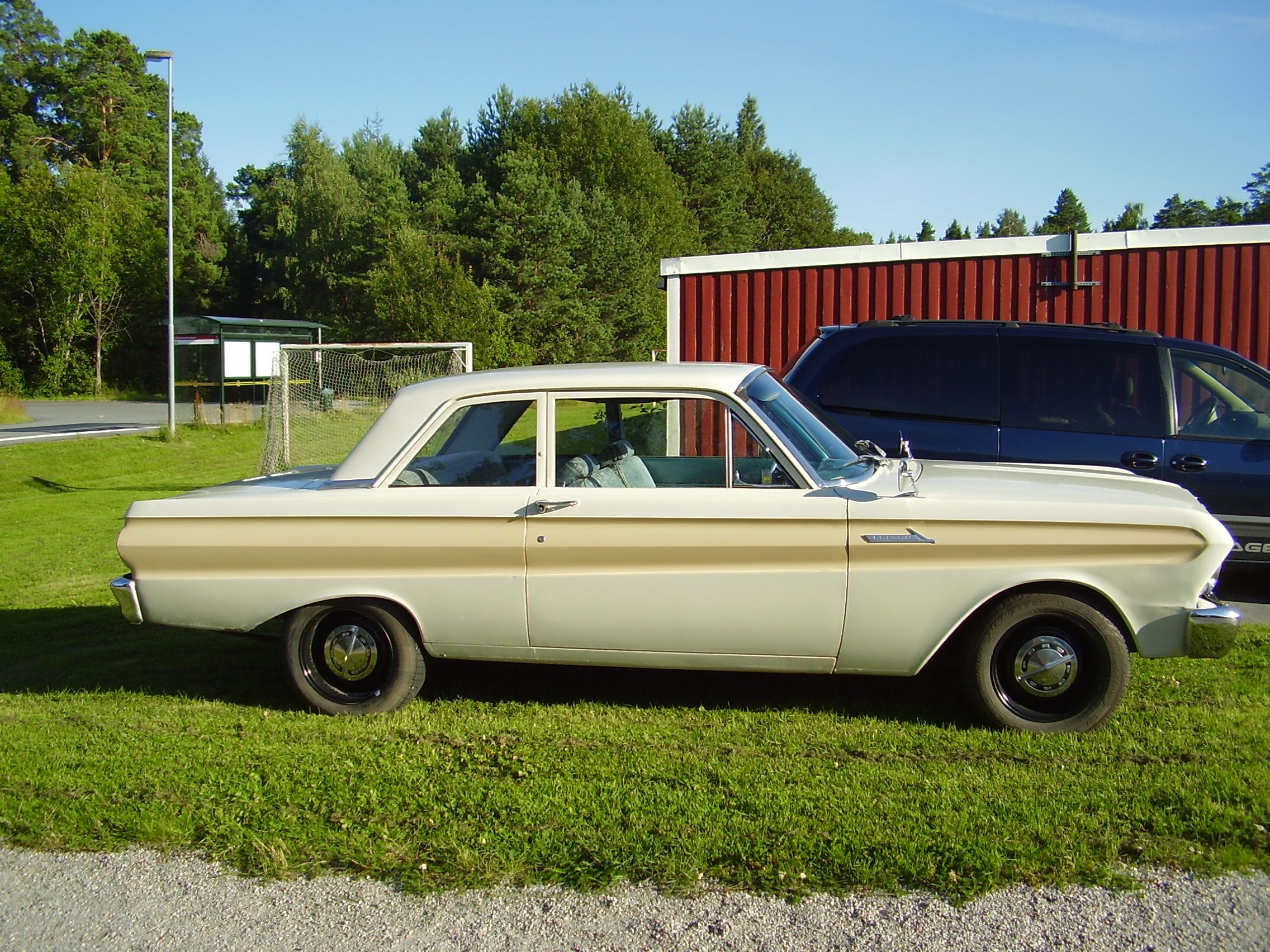 ford falcon 1965 30 years later i found this one my driveway rh pinterest co uk