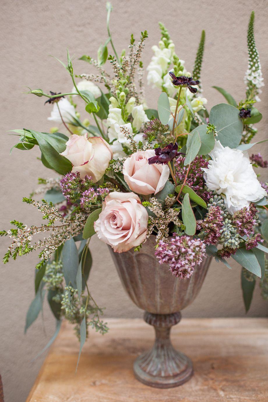 French Farmhouse Inspired Wedding Inspiration In Spokane