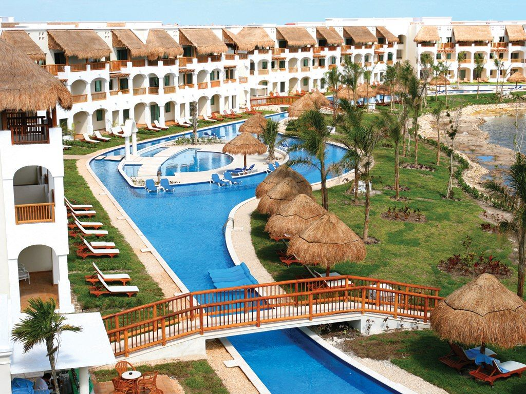 Valentin Imperial Maya, Riviera Maya We Will Be Here Exactly One Month From  Now!