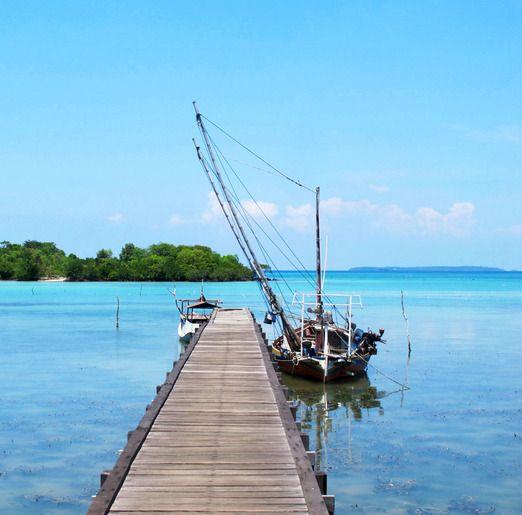 Gorgeous View Java S Island Paradise Of Karimun Jawa Photo By