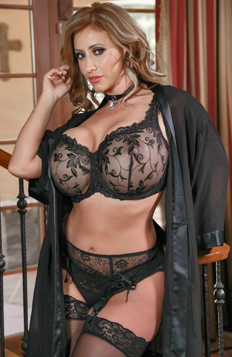 Ladies in bras
