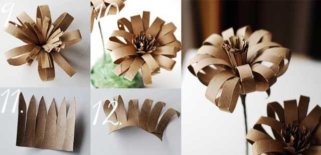 Manualidades con rollos de papel higienico buscar con google reutilizar pinterest - Manualidades rollos de papel higienico ...