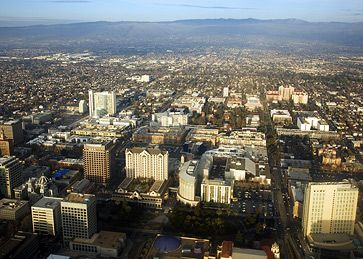 San Jose, CA - It has a small town feel and a big town lifestyle.
