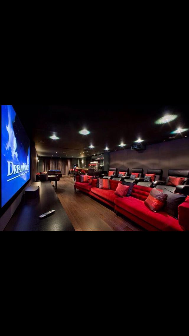 Living Room Theaters Fau Buy Tickets Online: 20 Home Cinema Room Ideas