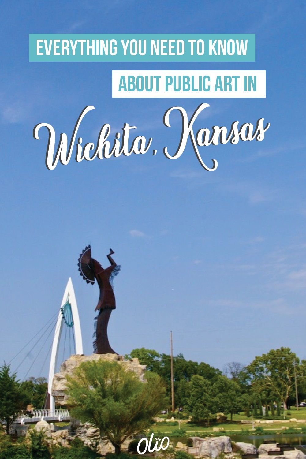 Wichita Kansas Is Full Of Opportunities To Experience Public Art Of The Many Things To Do In Wichita The City S Arts Attr Iowa Travel Wichita Midwest Travel