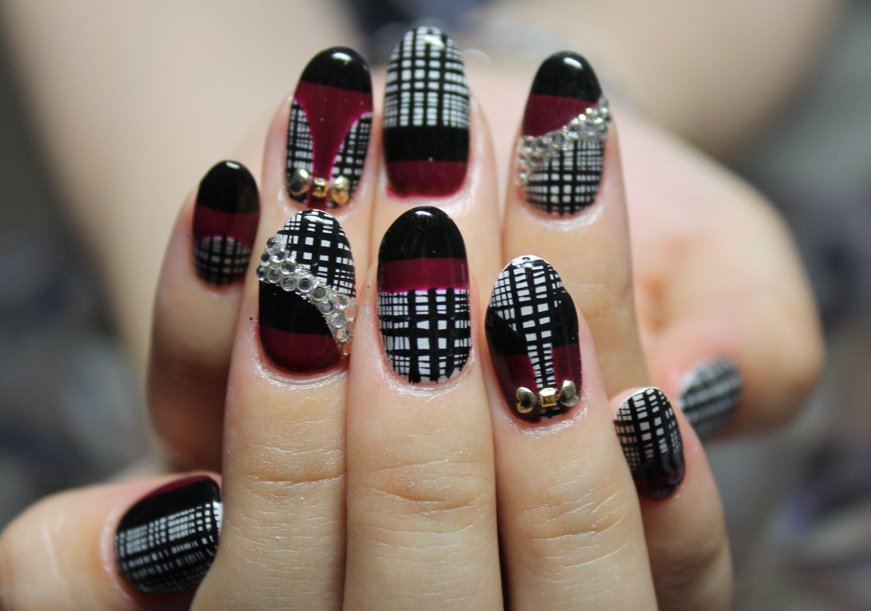 Nail design nails ongles pinterest nail salons salons and