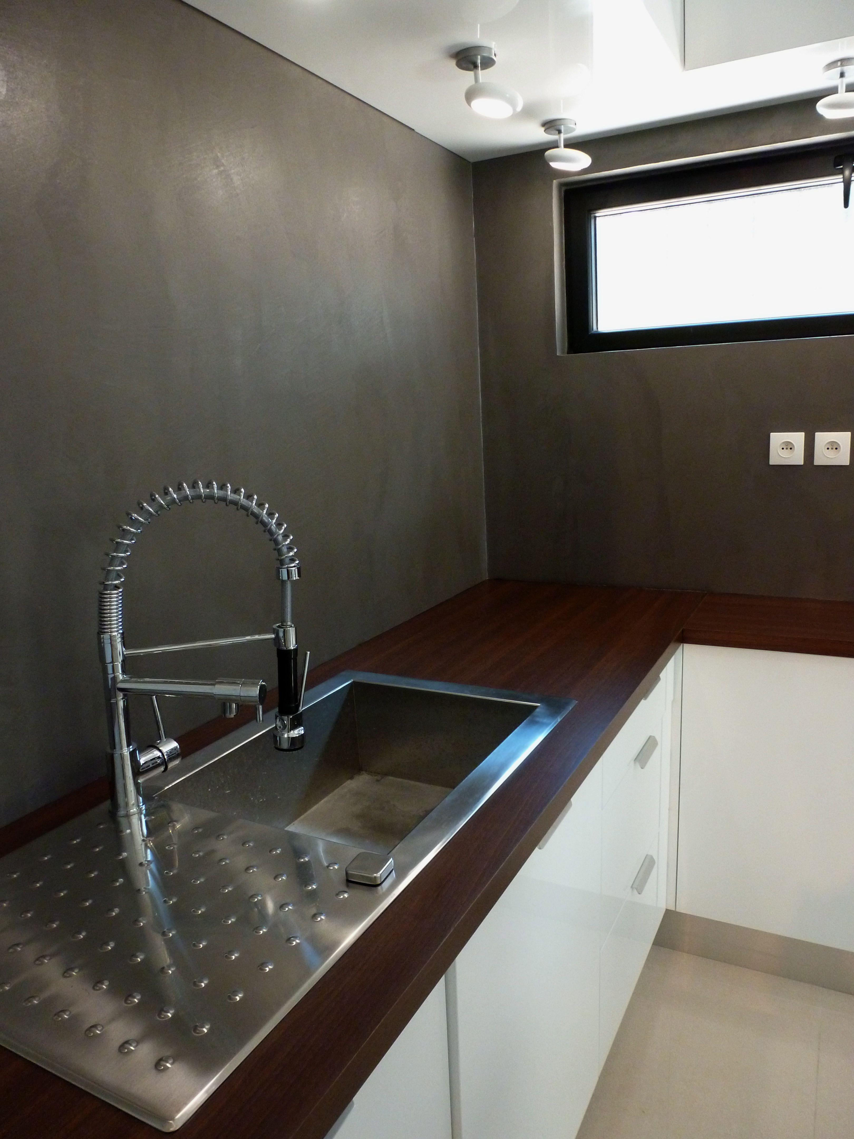 Les Lilas Credence Ciment Teinte Home Decor Decor Dream House