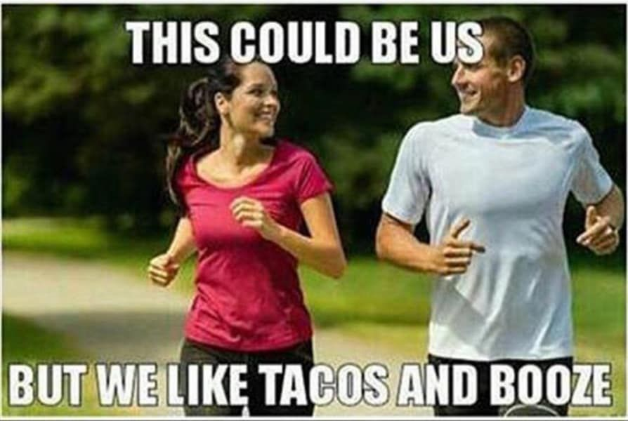 16 Taco Memes That Will Make You Glad It S Taco Tuesday Funny Quotes Taco Humor True Words
