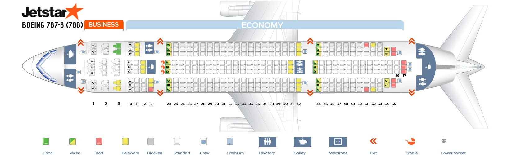 Southwest Airlines Airplane Seating Chart Di 2020