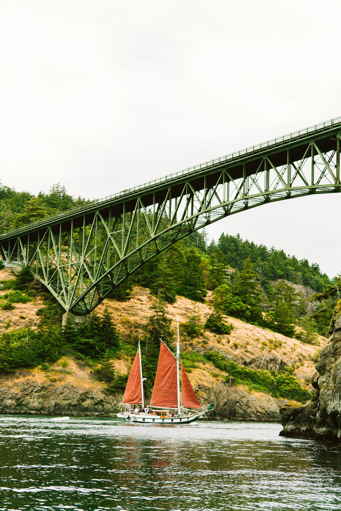deception pass state park beautiful washington state photo rh pinterest com