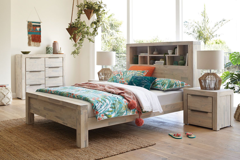 let the cube 4 piece queen tallboy bedroom suite by vivin transform rh pinterest com