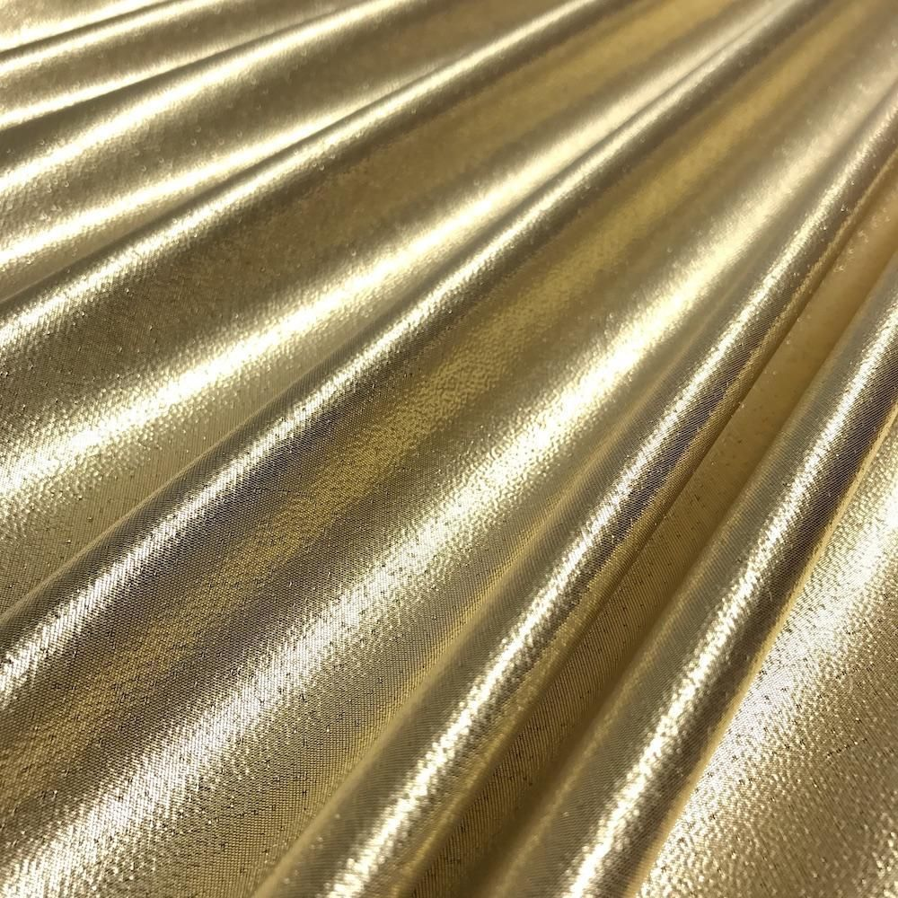 Holograph Metallic Tissue Lame/' Fabric