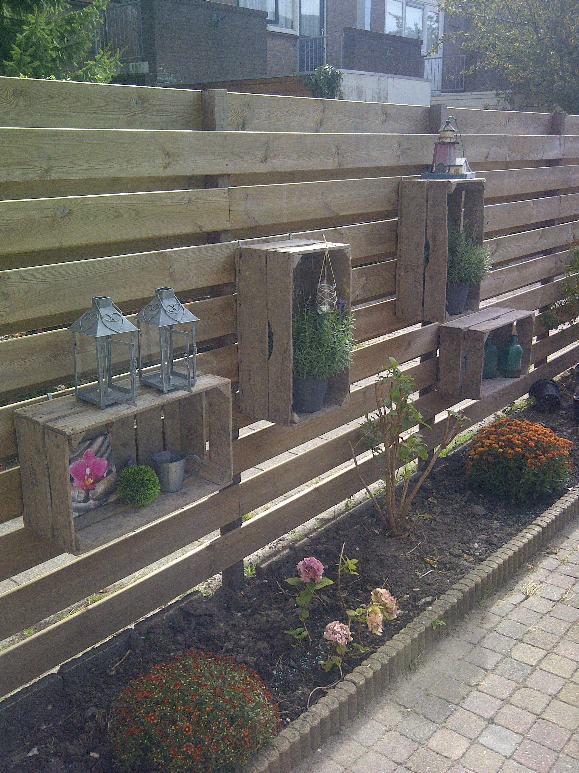 Sichtschutz zum Nachbarn Diy Box Garden Diy Box
