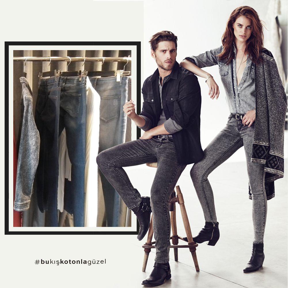 31982bab32d5e Koton Jeans Fall Winter 2014-15 Collection | Koton Fall Winter 2014 ...
