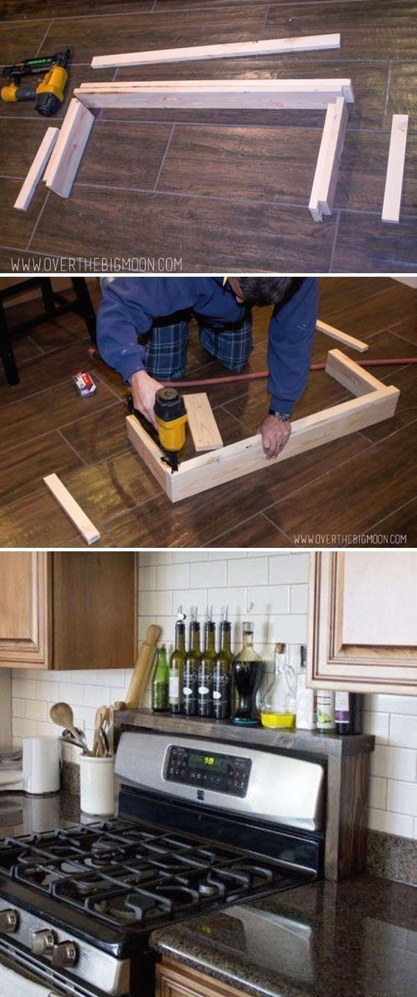 Kitchen DIY Pallet Design Ideas in 2020 | Diy kitchen, Diy ...