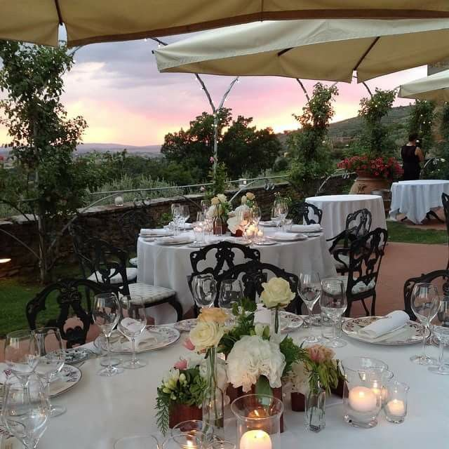Tuscan sunset sweet as your love...romantic wedding