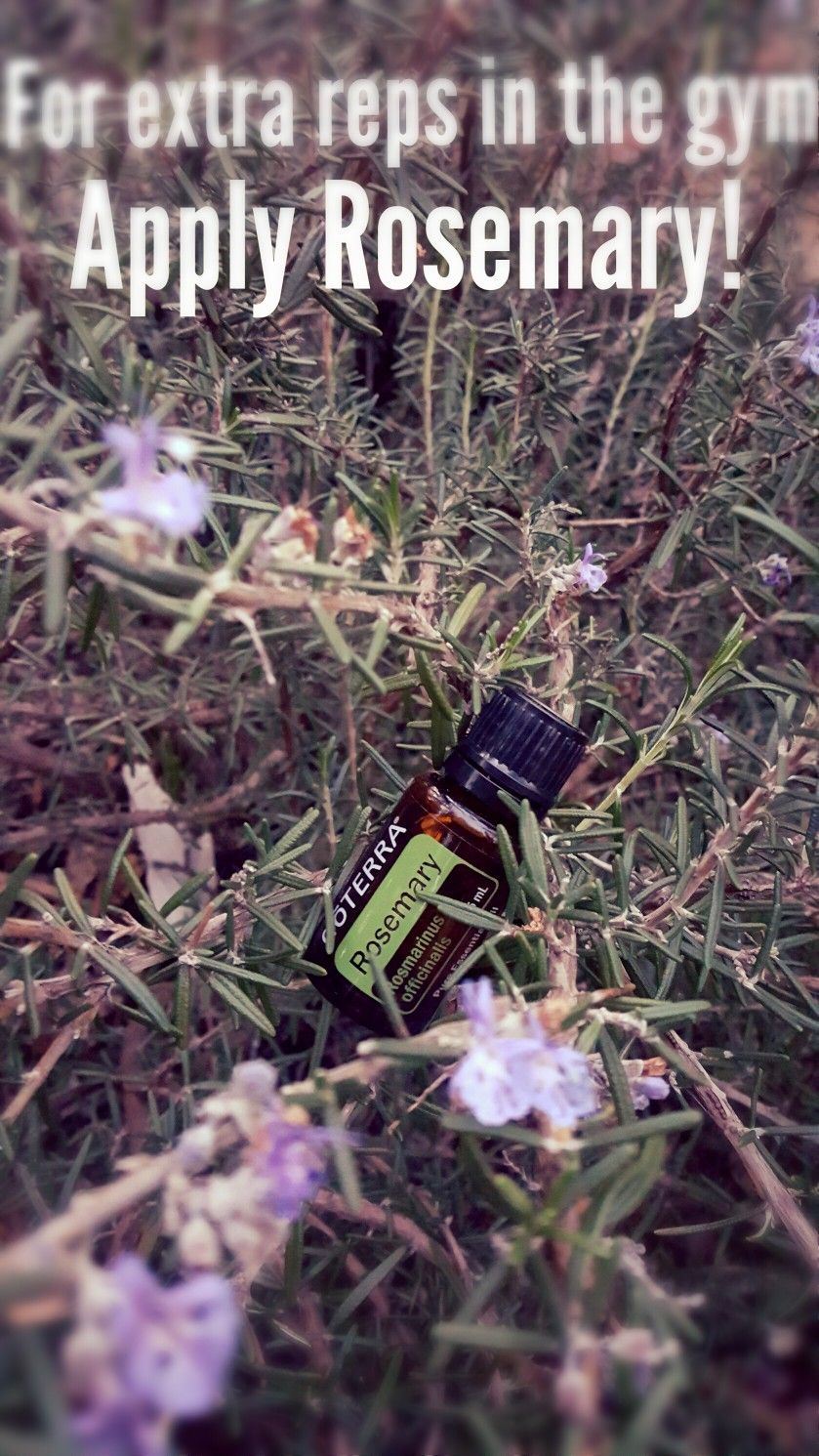 how to dilute rosemary oil