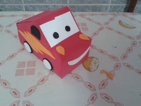 Caja un poco dañada 25/% Coche Disney Pixar Cars 3-rayo Mcqueen-Save
