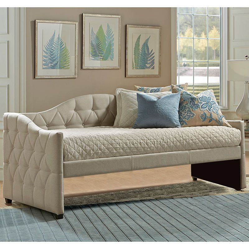 jamie daybed in 2019 products upholstered daybed hillsdale rh pinterest com