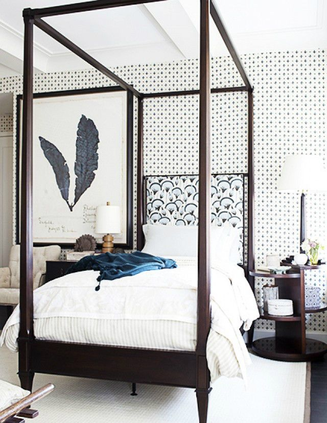 Great Bedroom Ideas With Mismatched Nightstands Great