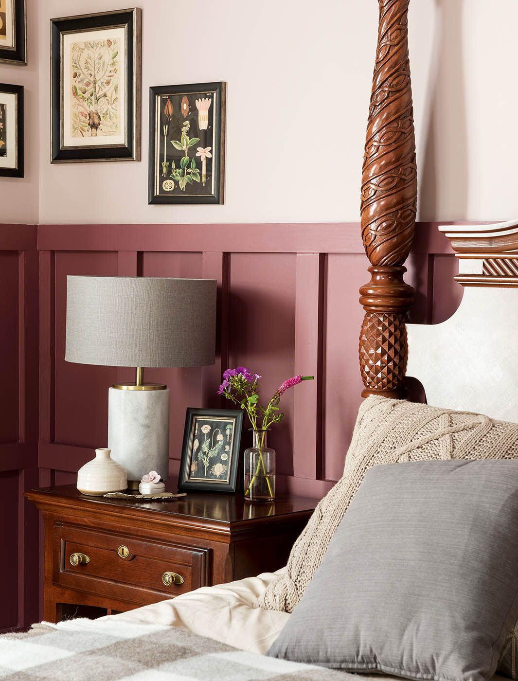 Wall Paneling Beautiful Design Ideas For Every Room And Home Real Homes Bedroom Panel Wall Decor Living Room Wall Paneling