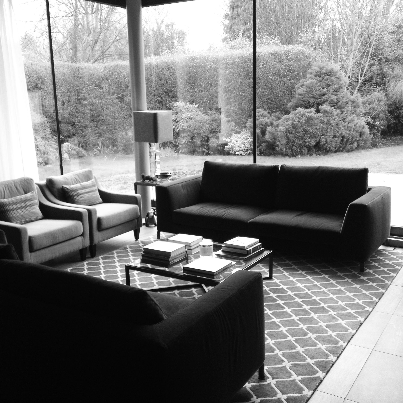 sitting area b b italia ray sofa edward chairs from la fibule rh pinterest com
