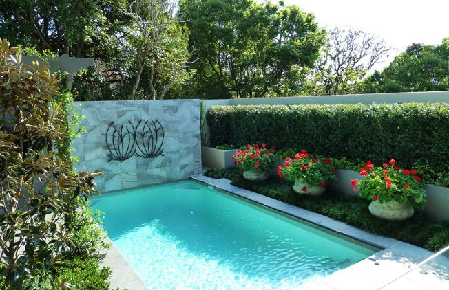 Pool Designs And Landscaping swimming pool garden design - aralsa