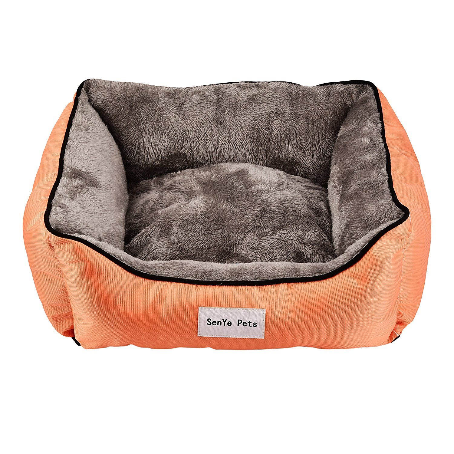 SENYE PETS Quadrate Dog Bed Autumn and Winter Beds