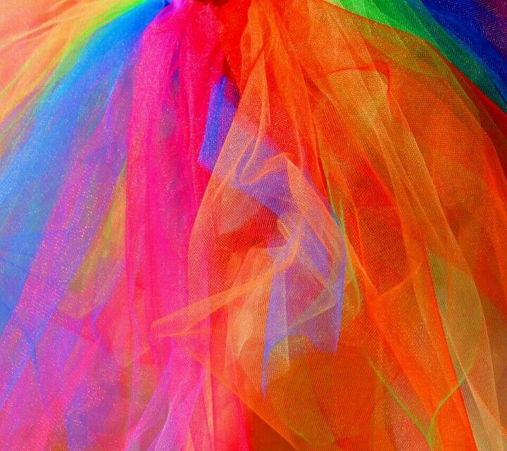 Neon netting
