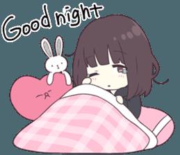 Menhera-chan 4 SD EN – LINE stickers | LINE STORE | Jun in