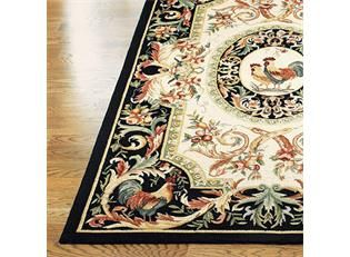 don t forget a rooster rug for your french country kitchen french rh pinterest com