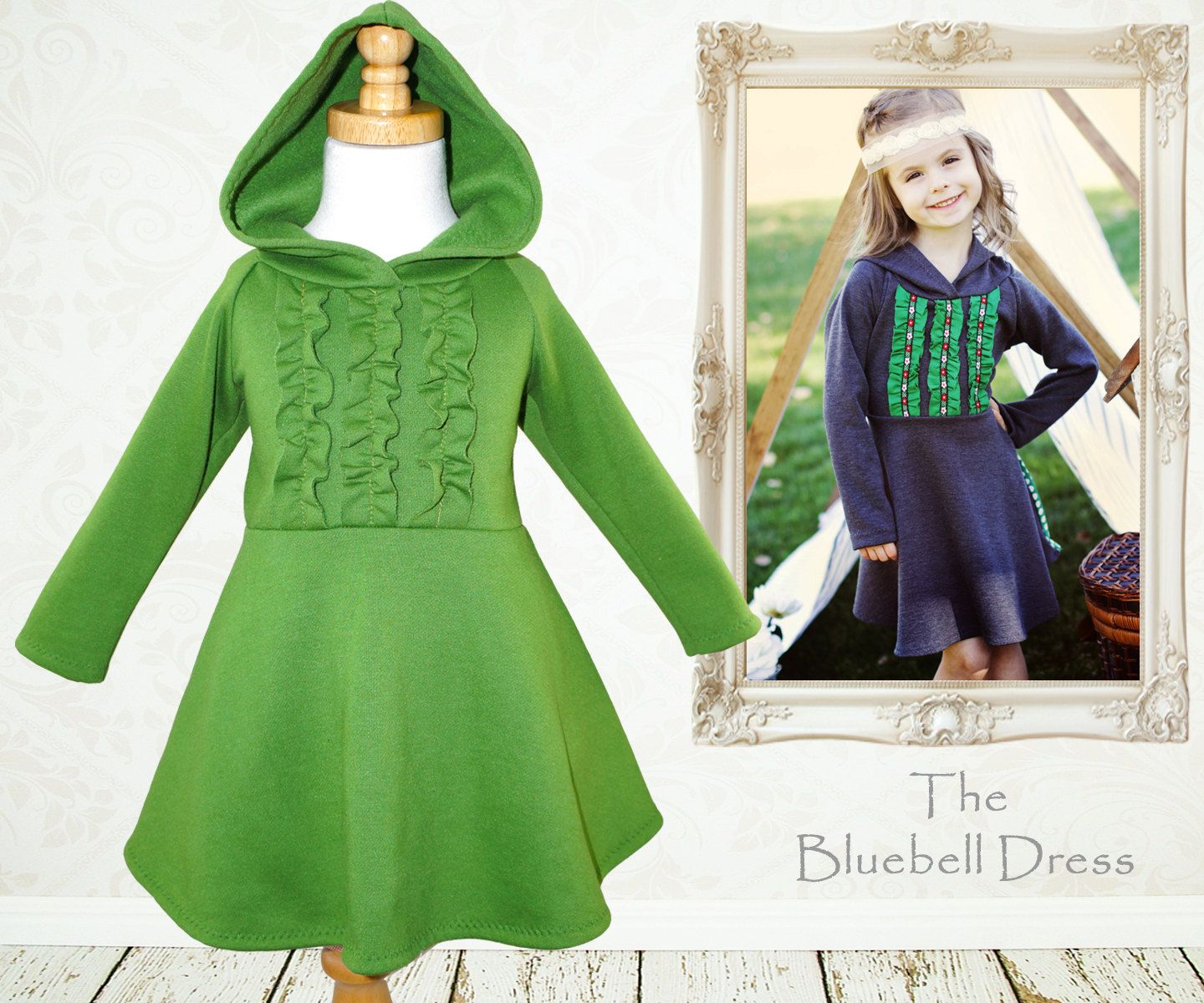 Childrens sewing pattern pdf girls dress pattern pdf girls childrens sewing pattern pdf girls dress by mychildhoodtreasures 750 jeuxipadfo Choice Image