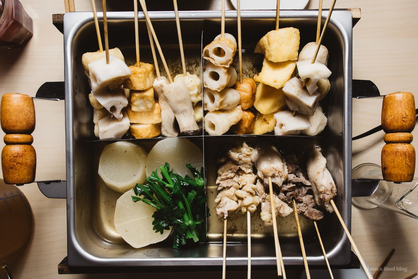 Cucina Giapponese Oden Ricetta Base Oden Stock Soup Base
