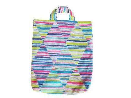 Tote Bags & Sacs - Einkaufstasche Krasse Stripes, Upcycling Von Leesha http://www.ezebee.com/leesha-design