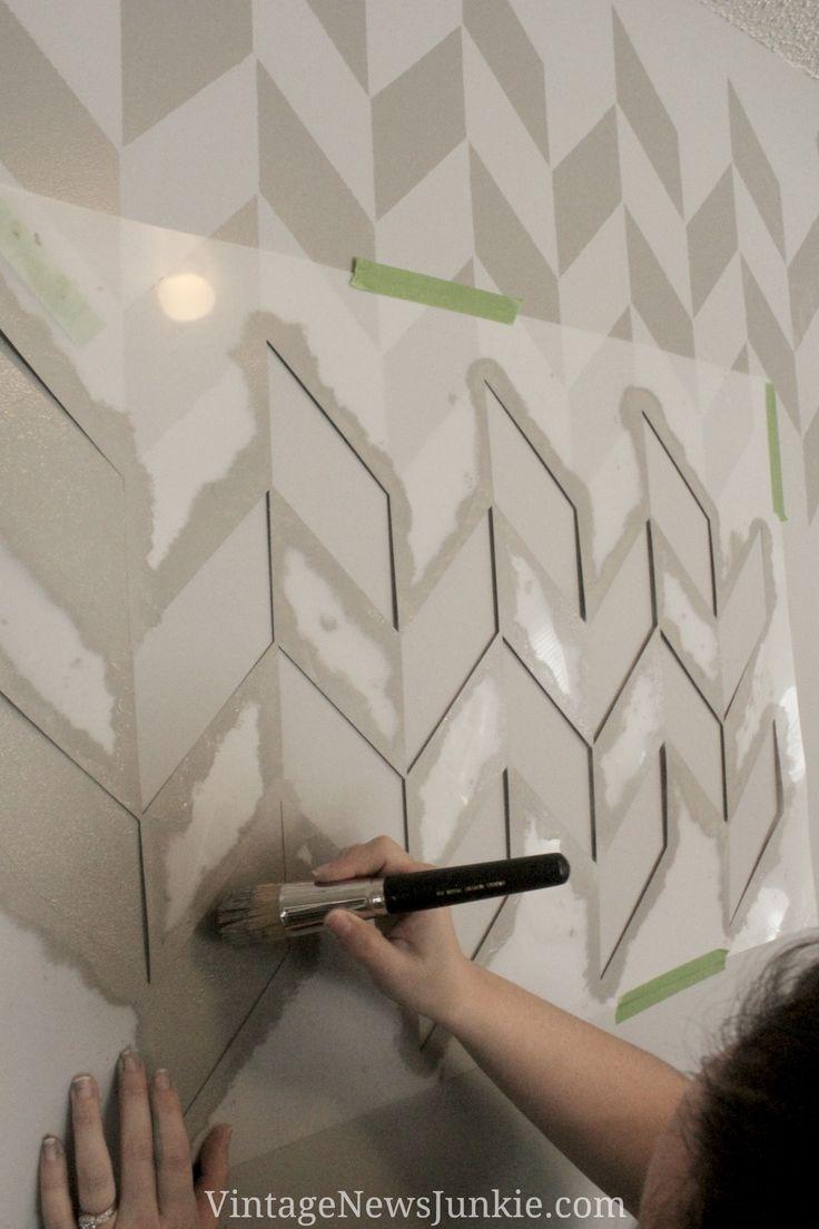 Wall Pattern Ideas 2D504E04C0Ff7Eadbeef7F93D185Ff3F 736 1104 Pixels Decor. Wall Pattern Ideas Best 25 Wall Paint Patterns Ideas On Pinterest