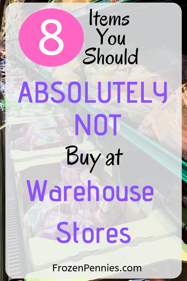 how warehouse stores may blow your mind and save your cash rh pinterest com