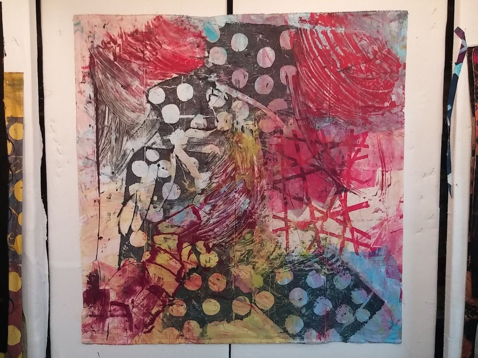 contemporary art quilter pat pauly s random thoughts and excursions rh pinterest com
