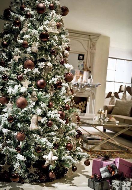 Arbol Navidad El rincn de Sonia Christmas Deco Pinterest El