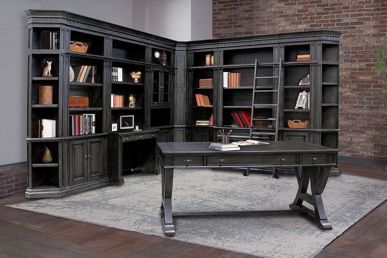 washington heights writing home office set in 2019 jamie basement rh pinterest com