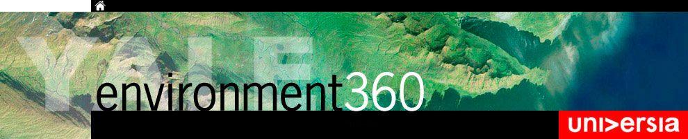 Environment 360, revista medioambiental de Yale con noticias, informes, análisis...