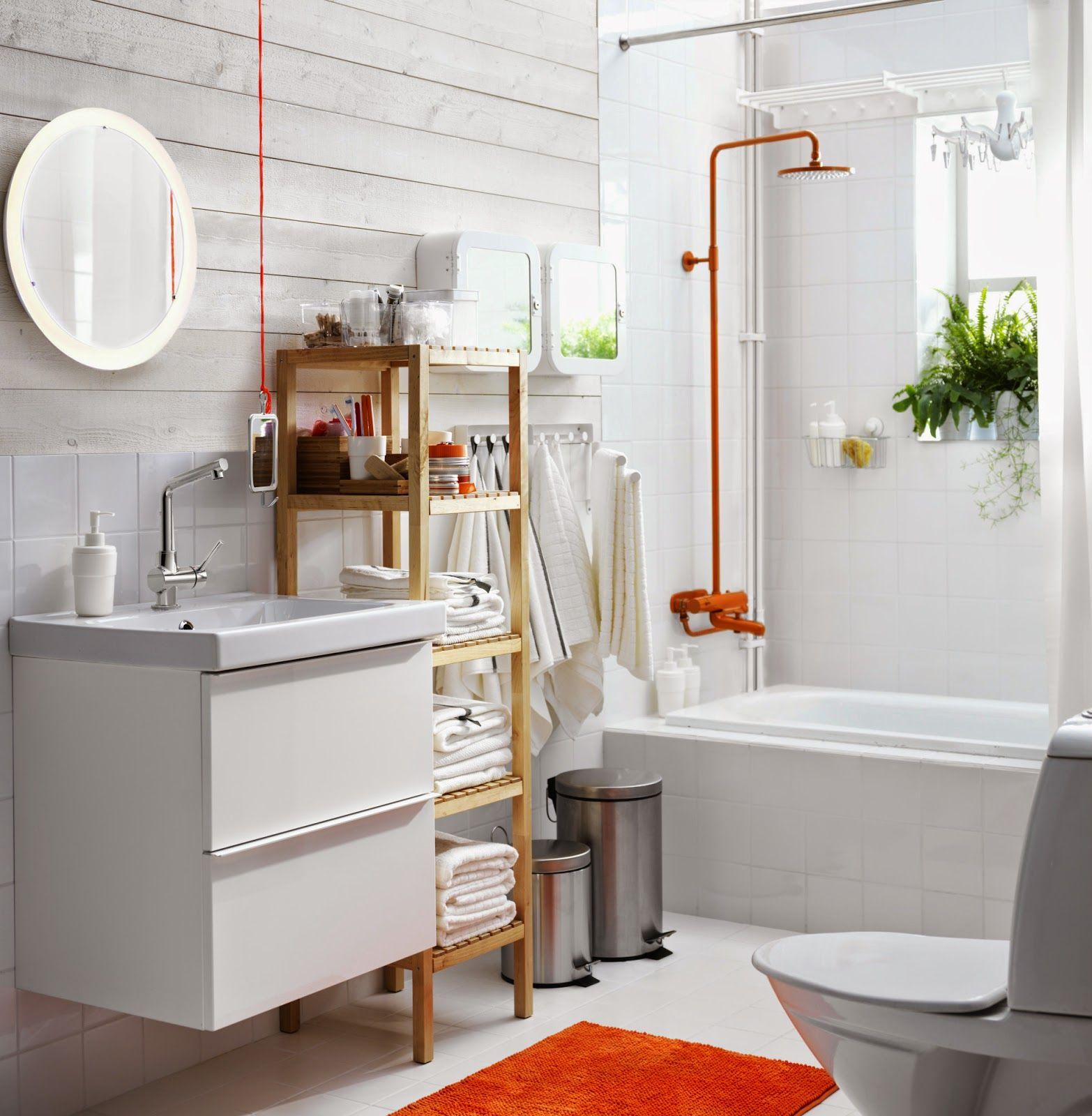 Noul Catalogul Lansat De Ikea Este Disponibil Si Online Jurnal De Design Interior Small Bathroom Renovations Baths Interior Trendy Bathroom
