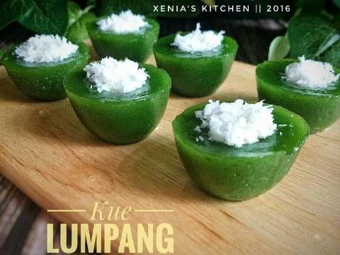 Resep Kue Lumpang Ijo Oleh Retno Nia Sari Xenia S Kitchen Resep Resep Kue Resep Makanan Dan Minuman